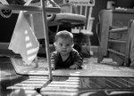 raczkujące dziecko